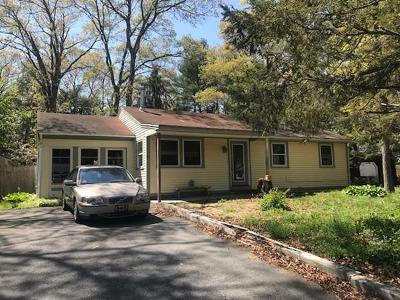 Plymouth Single Family Home For Sale: 10 Esta Rd