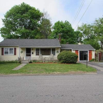 Rockland Single Family Home Contingent: 19 Butternut Ln