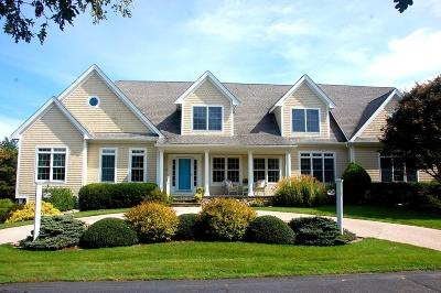 MA-Barnstable County Single Family Home For Sale: 41 Seascape Ln