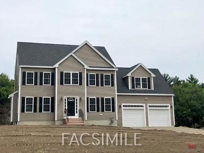 Middleboro Single Family Home For Sale: Lot 5 Gateway Lane (Off Precinct St)