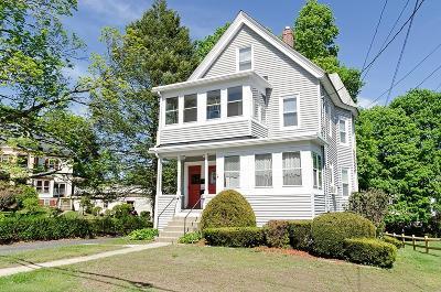 Hudson Multi Family Home For Sale: 1 Oneil St