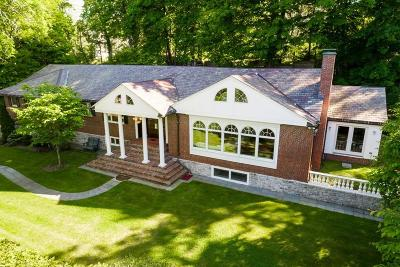 Brookline Single Family Home For Sale: 75 Lee Street