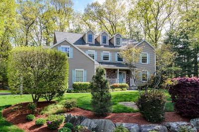 Foxboro Single Family Home For Sale: 3 Kathryn Road
