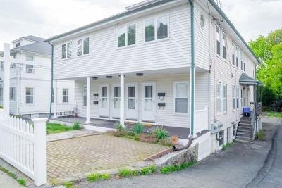 Malden Condo/Townhouse For Sale: 37 Havelock Street #2