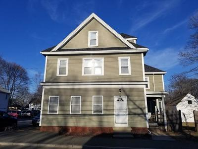 Woburn Rental For Rent: 30 Pine St #B