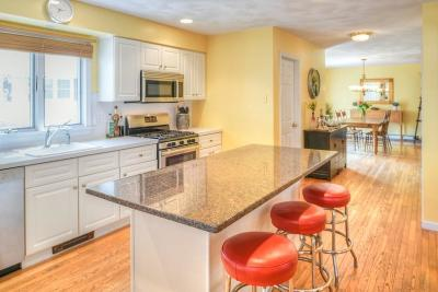 Peabody Single Family Home For Sale: 21-A Tremont St