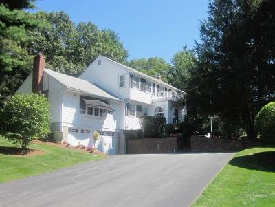 Canton Single Family Home Under Agreement: 1 Kirby Drive