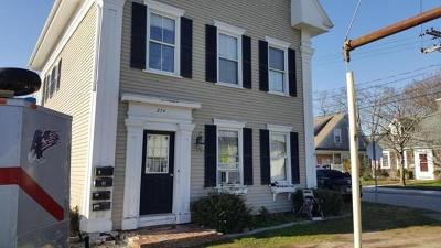 Barnstable Multi Family Home Under Agreement