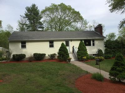 Concord Single Family Home Under Agreement: 82 Manuel Drive