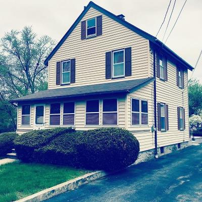 Woburn Single Family Home For Sale: 9 Dewey Ave.