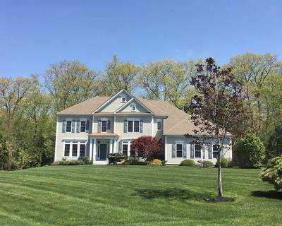 Acton Single Family Home For Sale: 113 Canterbury Hill Rd
