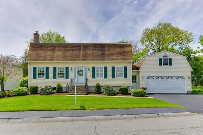 Woburn Single Family Home For Sale: 17 Gately Dr