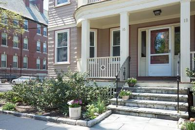 Condo/Townhouse Under Agreement: 16 Hewlett St #1