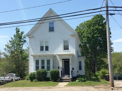 Avon Multi Family Home For Sale: 65 North Main Street