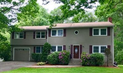 Burlington Single Family Home For Sale: 249 Fox Hill