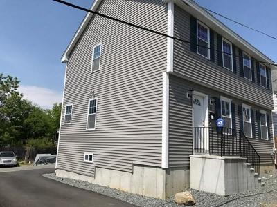 Lowell Single Family Home For Sale: 13 Cherry St