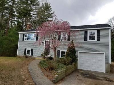 Hanson Single Family Home For Sale: 458 Monponsett St