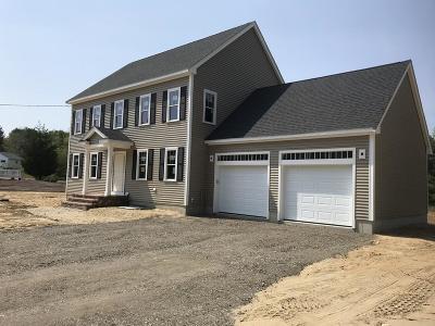 Middleboro Single Family Home For Sale: 16 Cross Street