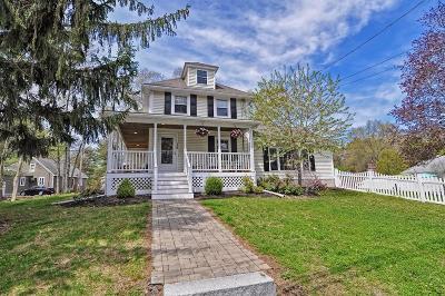 Andover Single Family Home Contingent: 39 Boston Rd