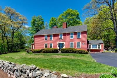 Framingham Single Family Home For Sale: 35 Nixon Rd