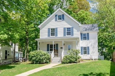 Wellesley Single Family Home Under Agreement: 42 River Ridge