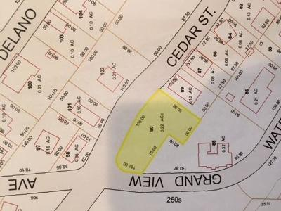Residential Lots & Land Sold: Cedar Street