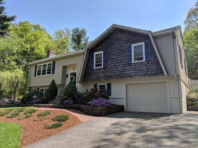 Foxboro Single Family Home For Sale: 10 Elizabeth Road