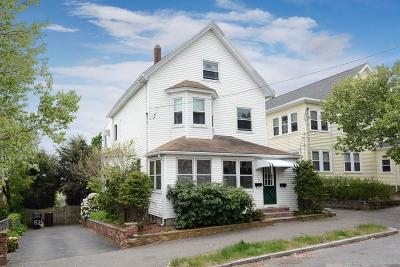 Revere Multi Family Home Under Agreement: 158 Prospect Ave