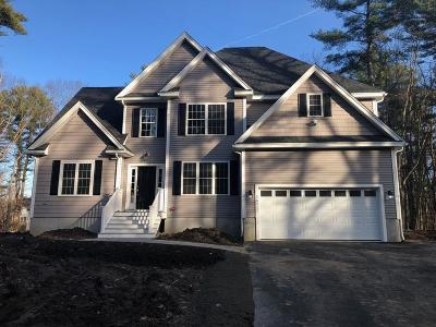 Methuen, Lowell, Haverhill Single Family Home Under Agreement: Lot 4 Delray Drive