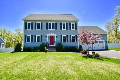Millis Single Family Home Under Agreement: 9 Pearl St