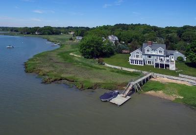 Duxbury Single Family Home For Sale: 80 Seabury Point Rd.