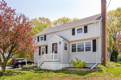 Randolph Single Family Home Contingent: 296 Grove Street