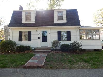 Quincy Single Family Home Contingent: 350 Fenno Street