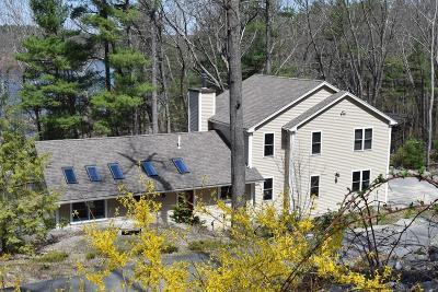 Harvard Single Family Home For Sale: 94 Tahanto Trail