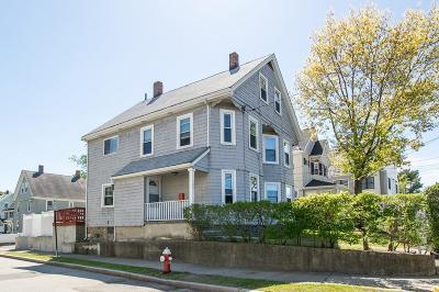 Newton Condo/Townhouse For Sale: 192 California Street #192