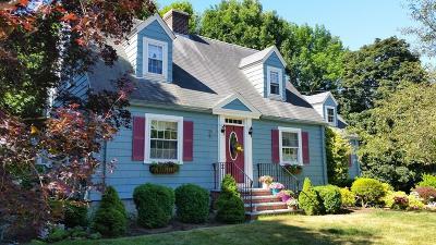 Foxboro Single Family Home Contingent: 234 Main Street