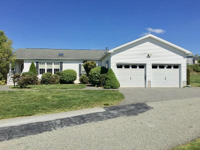Middleboro Single Family Home For Sale: 206 Amber Rd