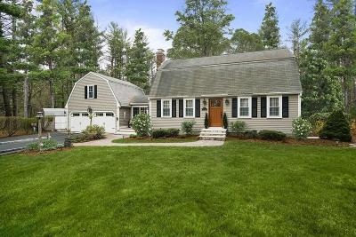 Duxbury Single Family Home Under Agreement: 11 Valley St