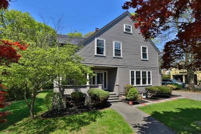 Melrose Single Family Home Under Agreement: 254 Porter Street