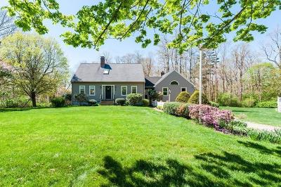 Scituate Single Family Home For Sale: 10 Wigwam Ln