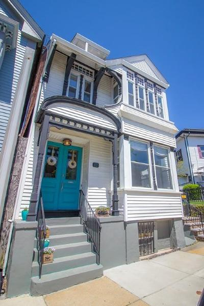 Boston Single Family Home Contingent: 52 Monmouth St