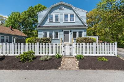 Andover Single Family Home For Sale: 12/14 Juliette Street