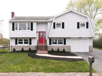 Randolph Single Family Home For Sale: 17 Karen Dr