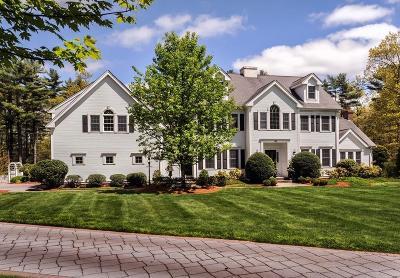 Duxbury Single Family Home For Sale: 40 Lewis Farm Rd