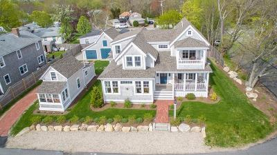 Marshfield Single Family Home Under Agreement: 117-119 Marginal Street