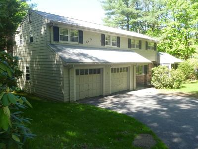 Sherborn Single Family Home Contingent: 35 Eliot St