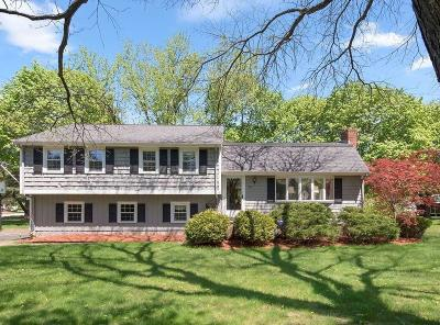 Westwood Single Family Home For Sale: 83 Spellman Road