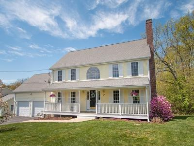 Attleboro Single Family Home For Sale: 5 Christopher Drive