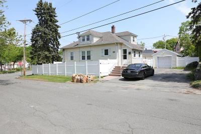Saugus MA Single Family Home For Sale: $419,000
