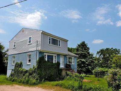 Plymouth Single Family Home For Sale: 106 Seaview